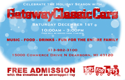 Gateway Classic Cars Holiday Party! -Dearborn, M