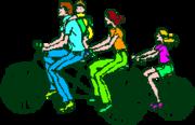 Sauganash Bike Ride