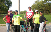 Friends of the Major Taylor Trail workday