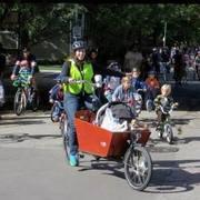 First Cargo Bike Roll Call of 2014