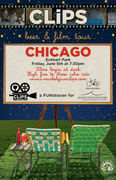 Chicago Clips Beer and Film Tour