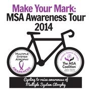 Make Your Mark: MSA Awareness Tour 2014