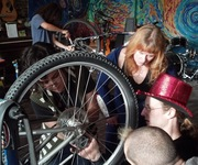 Basic Bike Repair with Pedal to the People