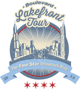 Boulevard Lakefront Tour - A Four Star Throwback Ride
