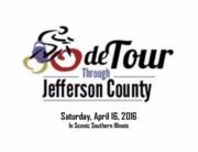 deTour Through Jefferson County 10/30/62 miles