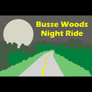 Busse Woods Night Ride
