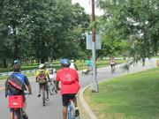 Polo Expo: Chicago Bike Polo Demo Day & Bike Ride