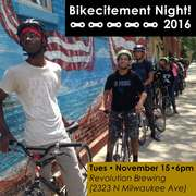 4th Annual Bikecitement Night!