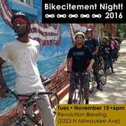 4th Annual Bikecitement Night!