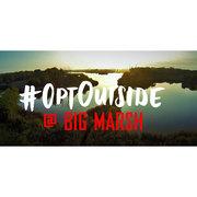#OptOutside at Big Marsh
