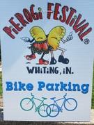 Free Bike Valet for Pierogi Fest
