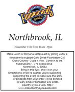 Fudderucker's Fundraiser supporting Cross Country Cycle 4 Vets / Gary Sinise Foundaiton