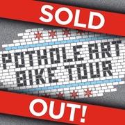 Pothole Art Bike Tour with Jim Bachor