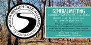 North Branch Trail Alliance General Meeting