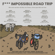 F*** Impossible: Bike Travel Adventures for All