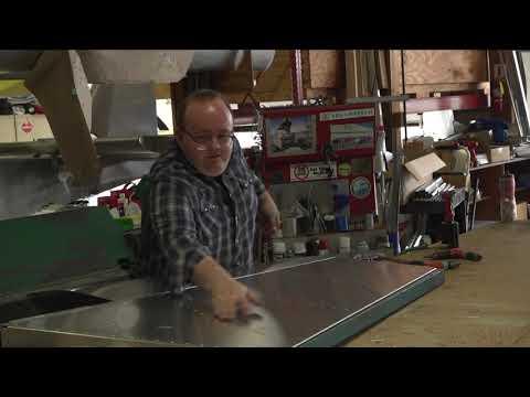 Building an Airplane Rudder First