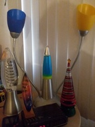 My strange lamps