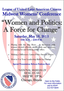 LULAC Midwest Womens' Conference