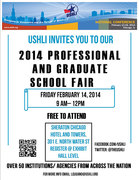2014 USHLI Professional & Graduate School Fair