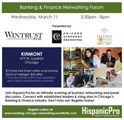 Banking and Finance Networking Forum