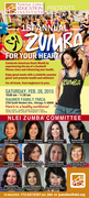 NLEI presents... Zumba for your heart!