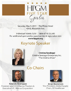 Hispanic Professionals of Greater Milwaukee 5 Star Gala