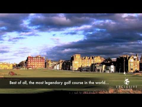 Exclusive Resorts at The Eden Club in St Andrews, Scotland
