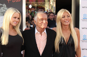 Hugh M. Hefner honored with Lifetime Achievement Award from Los Angeles Press Club