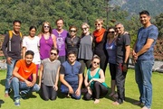 100-hour Yoga Teacher Training in Rishikesh India