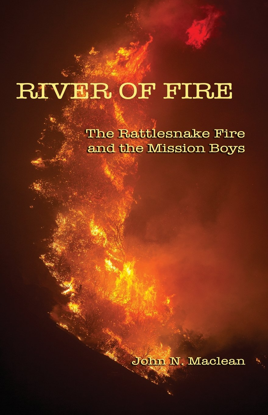 River of Fire by John Maclean