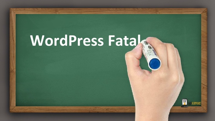 Call:1-888-581-0004 | How to fix Fatal Error WordPress