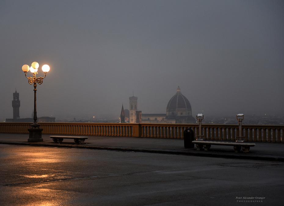 Alba a Firenze