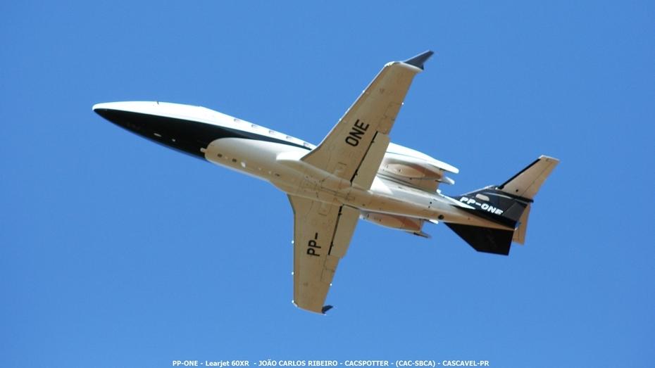 PPONE - PP-ONE - Learjet 60XR