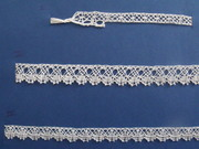 Pettersson Lace Samples 1, 2, and 3