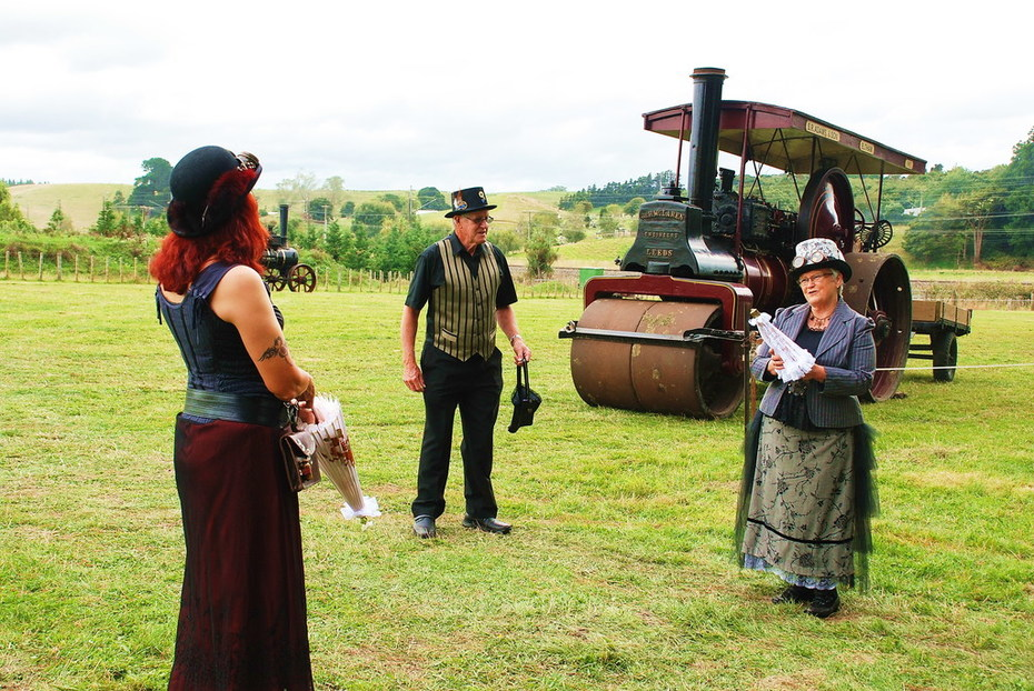 Steam Traction open day 7