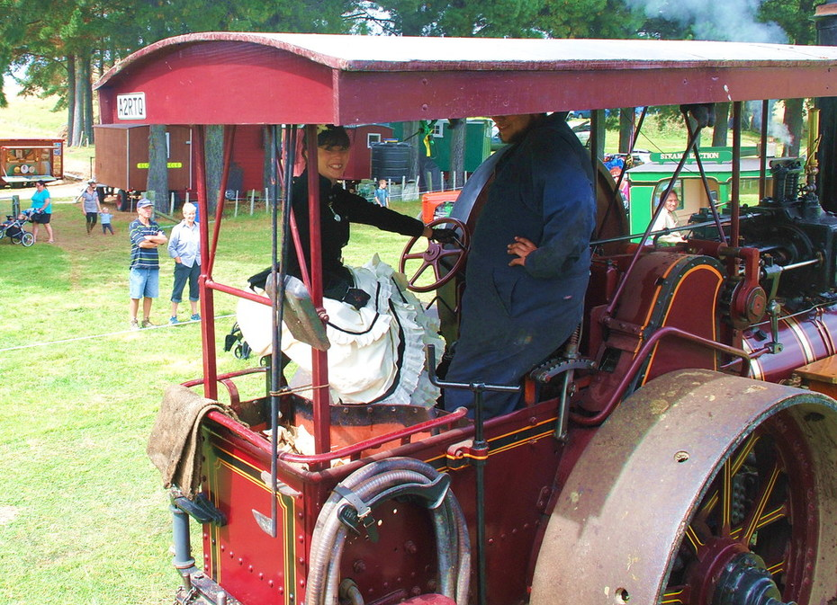 Steam Traction open day 9