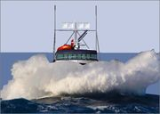 43 FT Breaking a Big Wave!