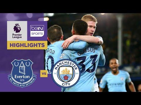 ฟูลแมตช์+ไฮไลท์พากย์ไทย / Everton 0-2 Manchester City