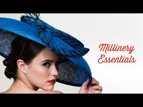 Millinery Essentials Course Preview