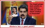 Maduro says,