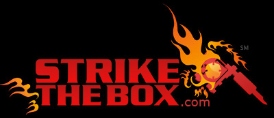 Strike the Box - Firefighter Tattoos
