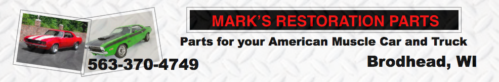 Mark's Restoration Parts