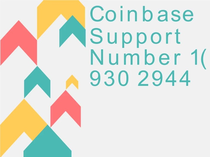 Coinbase Support Number 1(866) 930 2944