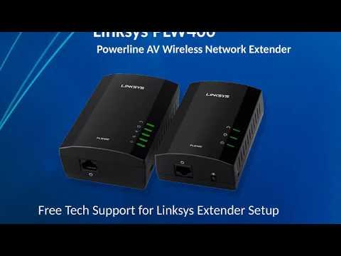 How Linksys Powerline Networking Works