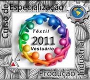 Especialização em Produção Industrial - Processos Têxteis e do Vestuário