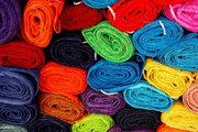 Tecnologia de ponta em materiais têxteis, novos processos de tingimento têxtil e cinética de tingimento