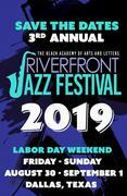 TBAAL: Riverfront Jazz Festival 2019