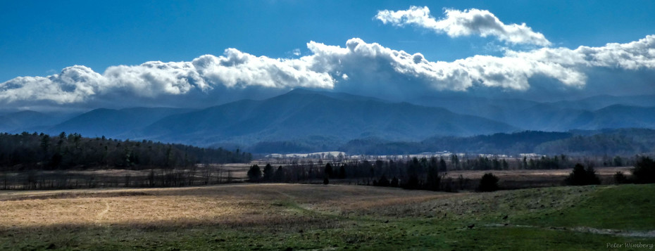 Cades Cove: February 7 2019, Overlook