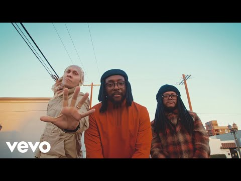 The Black Eyed Peas - 4EVER ft. Esthero (Official Video)