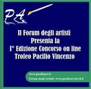 Concorso on line 1° trofeo Pacilio Vincenzo